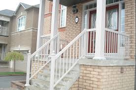 Banister Railing Ideas Concord Aluminum Porch Railings U2014 Railing Stairs And Kitchen