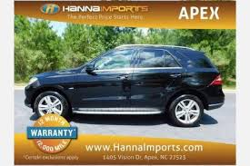 mercedes of fayetteville used mercedes m class for sale in fayetteville nc edmunds