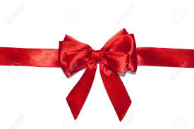 ribbon bow ribbon bow on white background stock photo picture and
