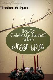 day 3 how to celebrate advent with a tree ornament