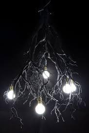 branch chandelier wood tree branch chandelier id lights