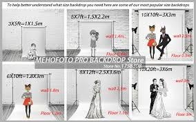 wedding backdrop measurements mehofoto customized baby shower birthday party backdrop wedding