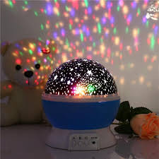 night light projector for kids romantic room novelty night light projector l rotary flashing