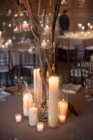 diy wedding centerpieces branches wedding party ideas