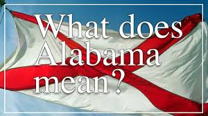 What Is The Flag Of Alabama Ask Alabama What Does Alabama Mean Youtube