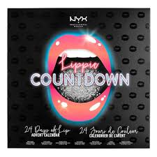 advent calendar lippie countdown advent calendar nyx professional makeup