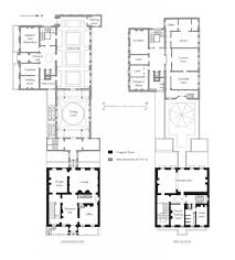 architectural plans ucl the survey of london plans