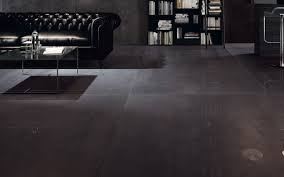 Black And White Laminate Floor Metal Xxl Black Metal Floor And Wall Tiles Iris Ceramica