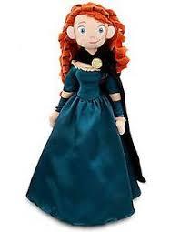 disney store brave merida plush doll 20 u0027 u0027 ebay