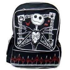 the nightmare before large backpack