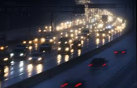 weather promises to snarl pre thanksgiving traffic wbur