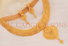 bridal necklace set images Saptpadi a bridal jewellery set pngadgil jpg