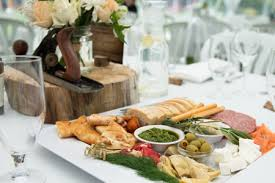 wedding platters country feasts wedding catering buffets plated platters