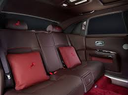 rolls royce ghost rear interior bespoke ghost motor cars