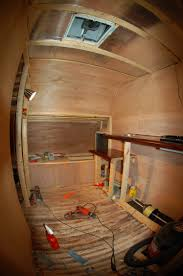 Teardrop Camper With Bathroom Home Built Rv Trailer
