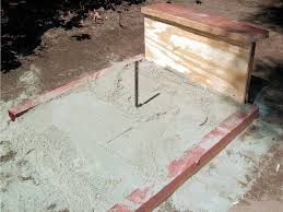 Horseshoe Pit Dimensions Backyard How To Create An Outdoor Entertainment Center