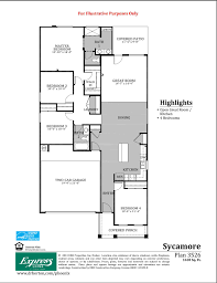 sycamore floor plan image collections home fixtures decoration ideas