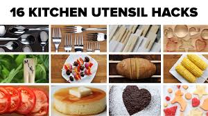 ustensil cuisine 16 kitchen utensil hacks