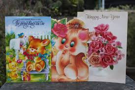 greeting cards potpourri