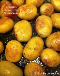 cuisiner les pommes de terre de noirmoutier pommes de terre de noirmoutier toute en simplicité la tambouille