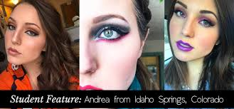 makeup schools in colorado makeup school review andrea demaio idaho springs colorado