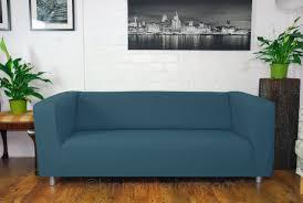 Denim Sofa Slipcovers by Easy Fit Klippan Sofa Covers Denim Blue Hipica Interiors