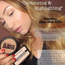 hair and makeup classes makeup tonight ny contouring highlighting class