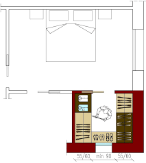 grandezza cabina armadio dimensioni della cabina armadio architettura a domicilio