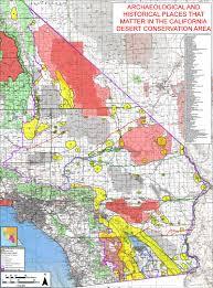 Blm Maps Desert Renewable Energy Conservation Resources Studies U0026 Reports