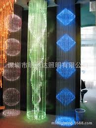 fiber optic light strands fiber optic light strands fiber l chandelier stairs four ball