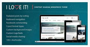 love themes video effective top 25 wordpress themes for content sharing