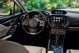 Best Interior Car Subaru Impreza Earns Spot On Wards 10 Best Interiors For 2017 List