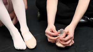 okc ballet proper care of flat soft shoe ballet slippers youtube