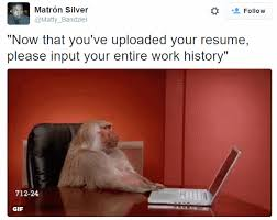 Baboon Meme - hiring policies getty images baboons know your meme