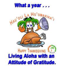 hawaiian thanksgiving tags happy thanksgiving