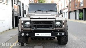 land rover track a kahn design land rover defender 2 2 tdci xs 110 motor1 com photos