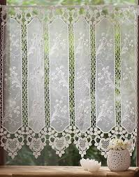 French Lace Kitchen Curtains Best 25 Lace Curtains Ideas On Pinterest Window Dressings Diy