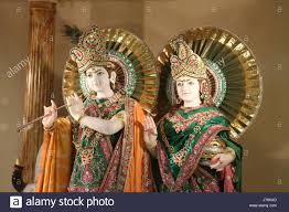 hindu l statues of hindu deities krishna l a supreme god and radha r
