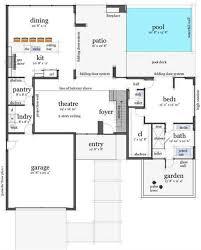 modern homes floor plans collection modern villa floor plans photos the