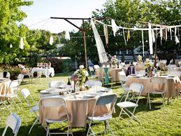 small backyard wedding reception ideas u2014 criolla brithday