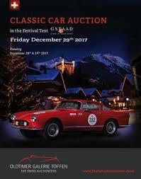 r aration si e auto cuir gstaaad car auction december 29th 2017 by oldtimer galerie