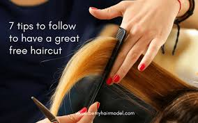 haircut models dublin 7 tips to follow to get a great free haircut be my hair model