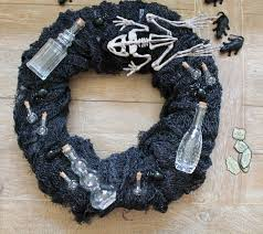 Halloween Witch Wreath by Diy Halloween Wreath Jacinda Hale Yeah Diy Halloween Rag Wreath