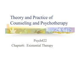 Addiction Counseling Theory And Practice Chapter 13 Existential Therapy In The Treatment Of Substance