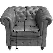 White Leather Chesterfield Sofa by Leather Chesterfield Club Armchair Wallace Sacks