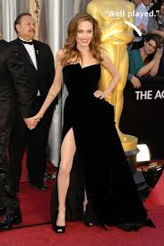 Angelina Meme - journey of a meme angelina jolie s right leg at the 2012 oscars