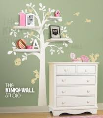 stickers arbre chambre fille stickers arbre chambre enfant stickoo