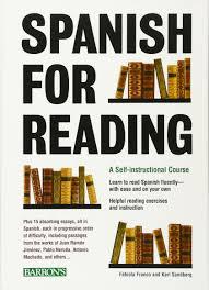 spanish for reading amazon co uk franco 9780764103339 books
