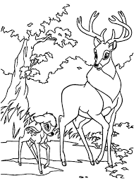 bambi uns both with the great prince of the forest bambi