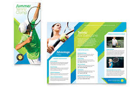 sle brochures templates toreto co